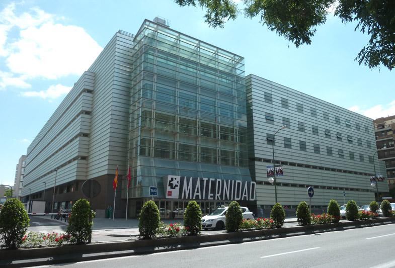 c0b416a8e Hospital Materno Infantil Gregorio Marañon - Urculo Ingenieros