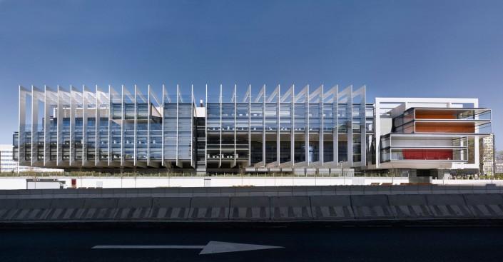 Sede de Repsol - Urculo Ingenieros